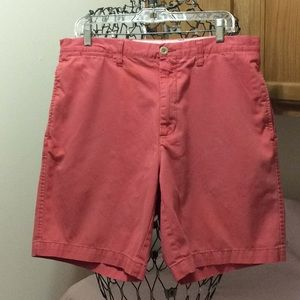 Roundtree & Yorke Salmon Color Shorts 36 Waist